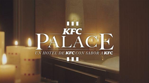 ?Suite KFC Palace?: lujo, confort y #PolloPollo en el Hotel Palace de Madrid