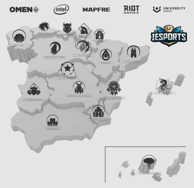 Arranca la tercera temporada de IESports, la liga de videojuegos en el entorno educativo