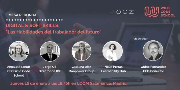 Wild Code School lanza su segundo bootcamp en Madrid