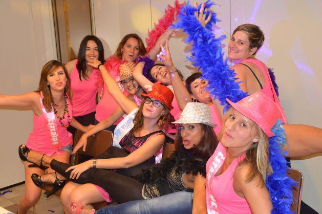 Nueva web de despedidas de soltera en Madrid de Central Fiestas