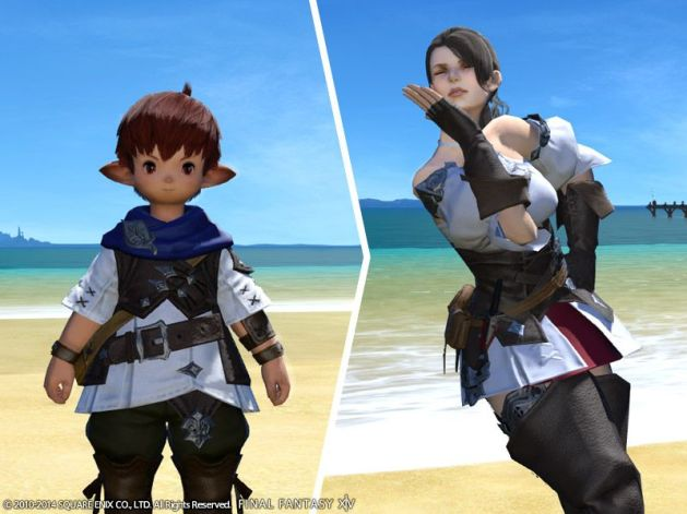 Los jugadores de Final Fantasy XIV Online pueden cambiar el aspecto de su personaje con descuento