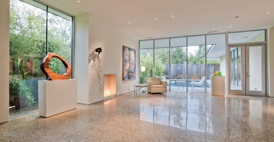 Резултат слика за polished concrete