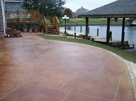 https www concretenetwork com concrete patio staining html
