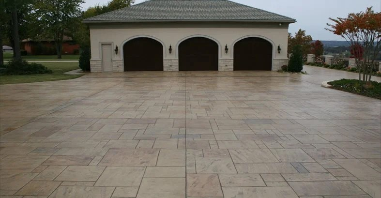 stamped concrete costs prices for