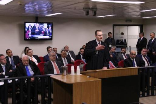 Resultado de imagem para Julgamento  Lula zanini