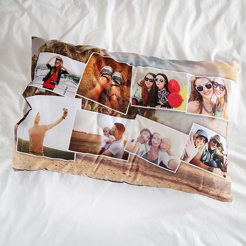 Personalised Pillow Cases Print Photo On Pillow Cases