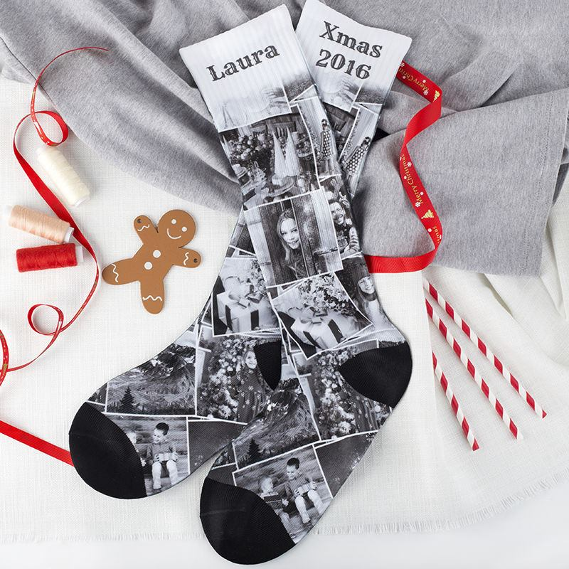 Personalized Photo Socks Design Your Own Socks Online