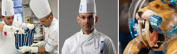 Le Cordon Bleu Master Chef Wins Prestigious Award