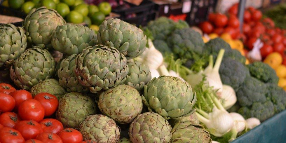slow food market