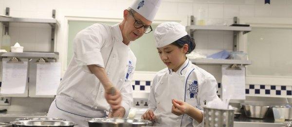 Meet Cuisine Chef Colin Barnett - Le Cordon Bleu London