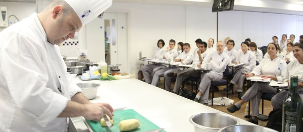 Meet Cuisine Chef Anthony Boyd - Le Cordon Bleu London
