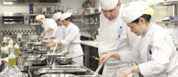 Meet Cuisine Chef Colin Westal - Le Cordon Bleu London