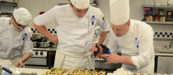 Meet Pastry Chef Ian Winton - Le Cordon Bleu London