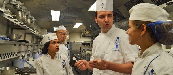 Meet Jerome Pendaries Pâtisserie Chef - Le Cordon Bleu London
