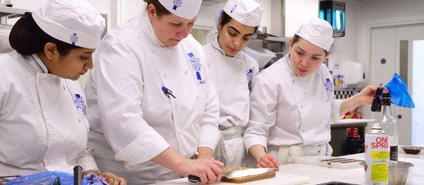 Meet Head Pâtisserie Chef Julie Walsh - Le Cordon Bleu London