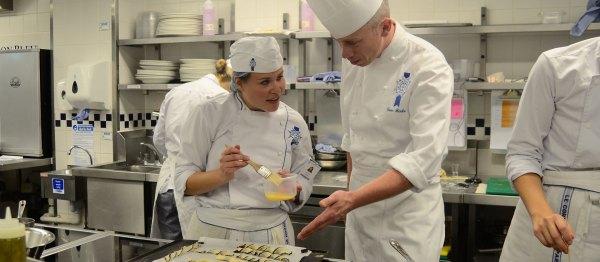Meet Cuisine Chef Tom Birks - Le Cordon Bleu London