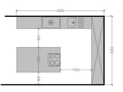 15 plans de grandes cuisines cote maison