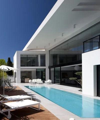 piscine couloir de nage pour maison