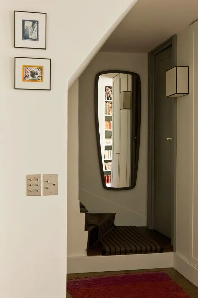 agrandir l espace avec des miroirs