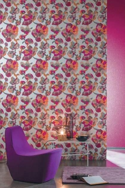 Papier Peint Design Et Original Pour La Chambre Le Salon