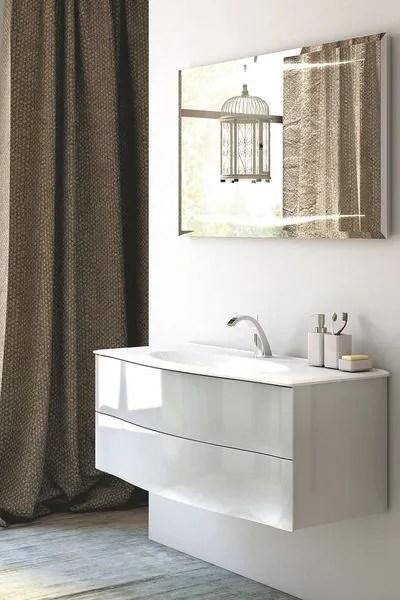 meuble de salle de bains decotec une