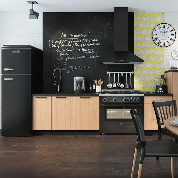 agrandir la cuisine mixe style bistrot et moderne