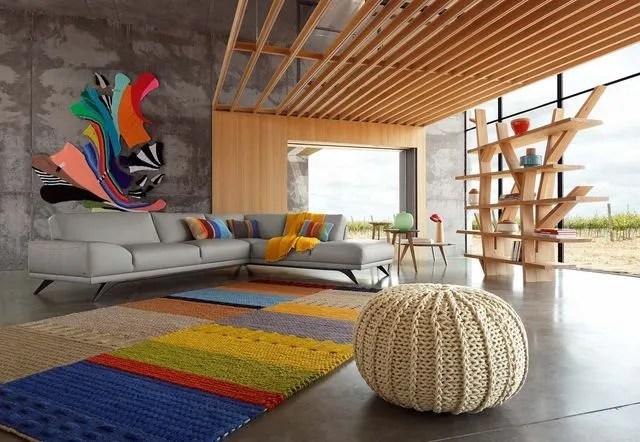 roche bobois canape table et meuble