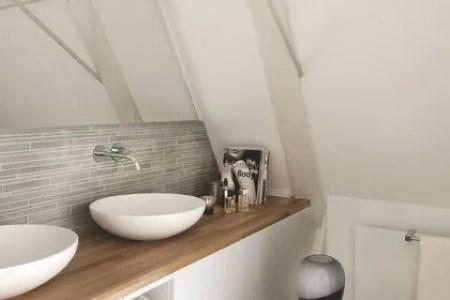 idee salle de bain sous pente co meuble de rangement pour salle bain idee sous une salle de bains sous les combles leroy merlin la salle