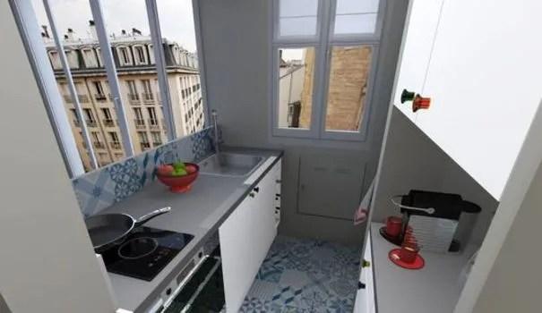 comment agrandir une petite cuisine