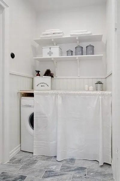 machine a laver comment les cacher