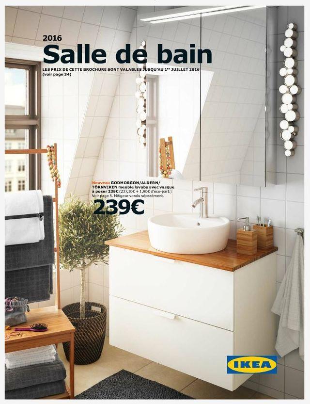 Ikea Salle De Bain Les Nouveauts Du Catalogue Ikea