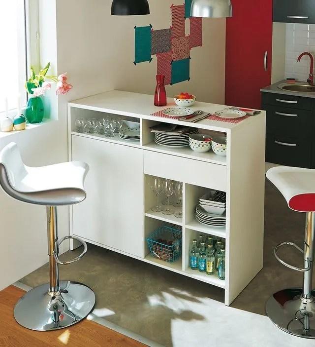 Rangement Cuisine Dco Mural Pratique Ct Maison