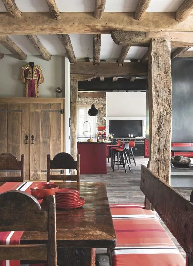 Maison De Famille Au Pays Basque Une Ancienne Ferme