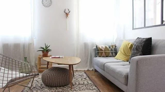 Dco Salon Moderne Et Cosy
