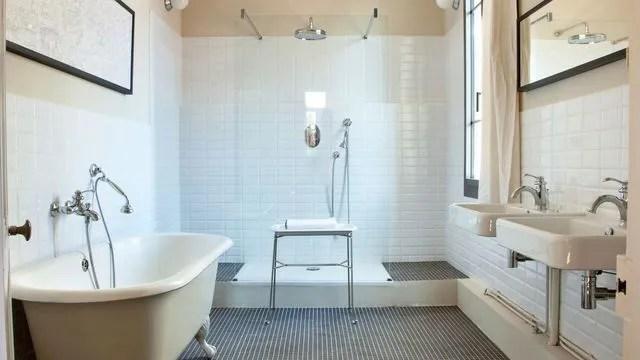 salle de bain familiale 5 exemples en