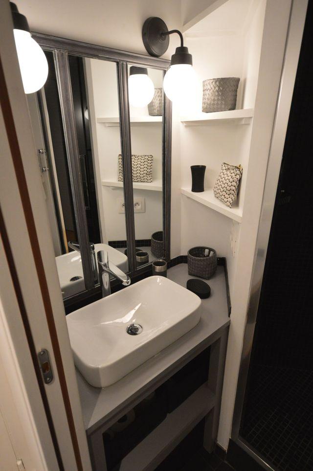 Paris 9 Rnovation Dun Studio De 26 M2 Ct Maison