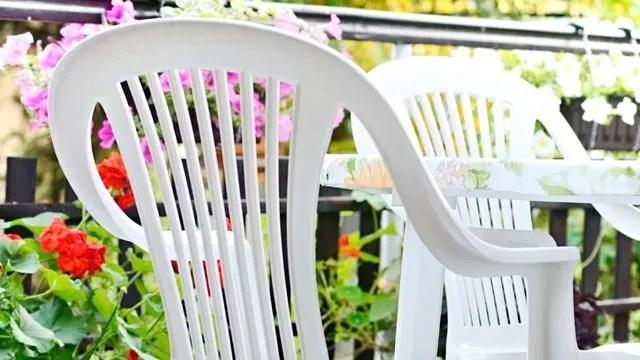 nettoyer mobilier de jardin en