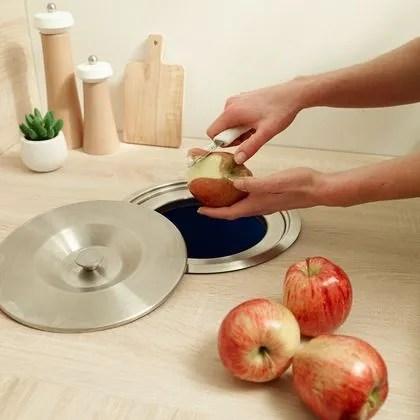 Poubelle Cuisine 15 Modeles Pratiques Et Deco Cote Maison