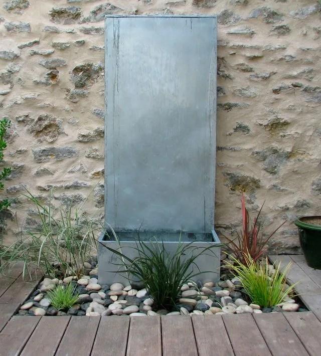 fontaines et cascades pour le jardin