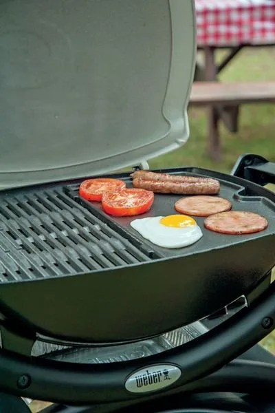 barbecues et planchas des modeles