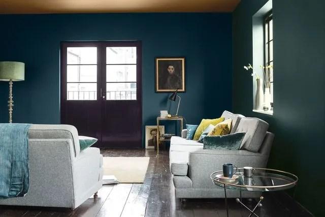 Peinture Bleu 12 Couleurs Bleutes Pour Repeindre Son