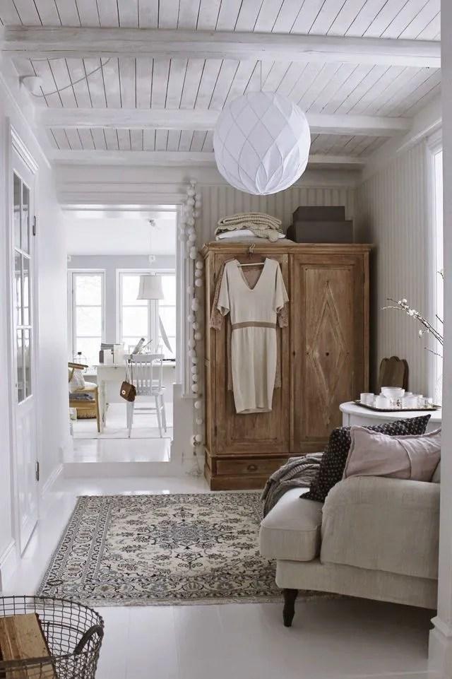 maison bois des interieurs en bois