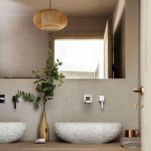 salle de bain d hotel des