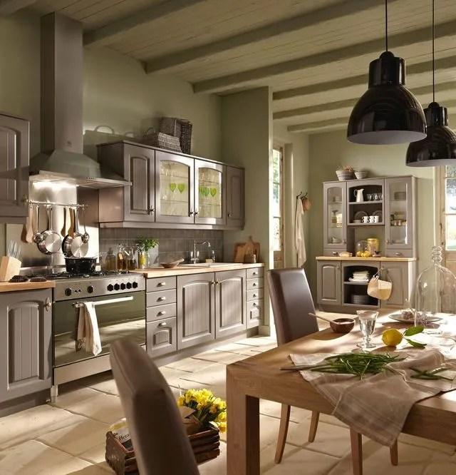 Dco Cuisine Campagne Ct Maison