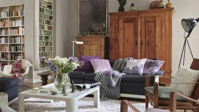 Textile Plaid Coussin Pour Salon Cosy Ct Maison