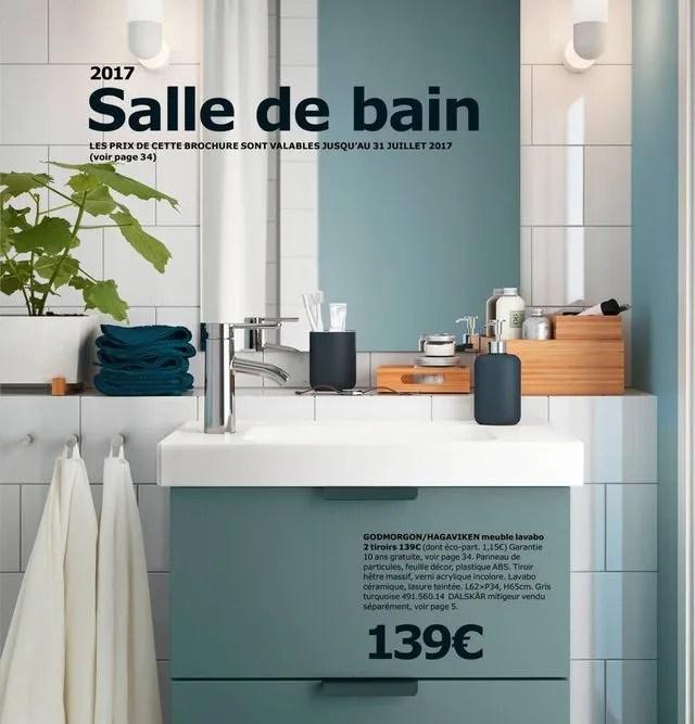 Salle De Bains Ikea Le Nouveau Catalogue 2017 Est En Ligne Cote Maison