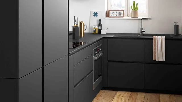 plans de cuisine fermee de 3 a 9 m2