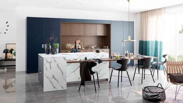 les nouvelles cuisines mobalpa des espaces faciles a vivre en photo l