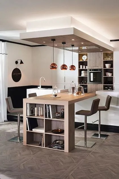 Cuisine Ouverte Sur Salon 20 Exemples Inspirants Ct