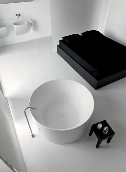 petites baignoires d angle sabot